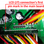 how to connect 16x2 LCD module