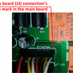 how to connect buttons board